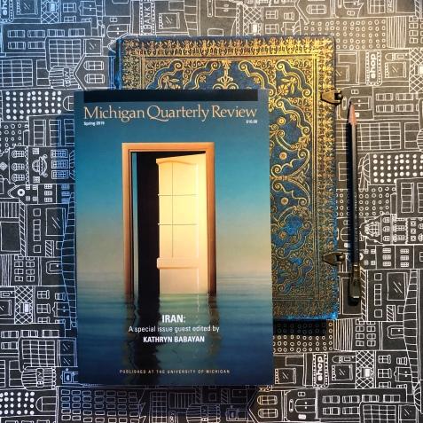 Michigan Quarterly Review - Spring 2019